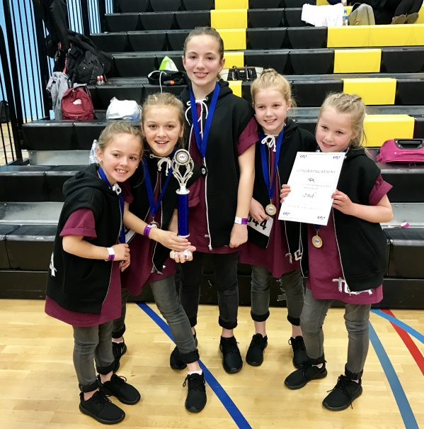 Crewe Street Dancers Shine in Debut Competition